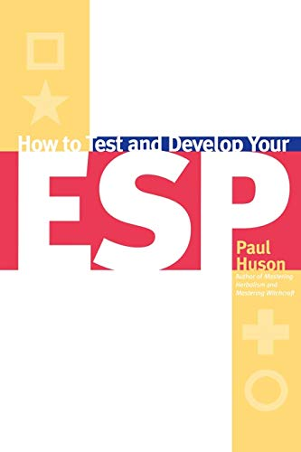 9781568331836: How to Test and Develop Your ESP