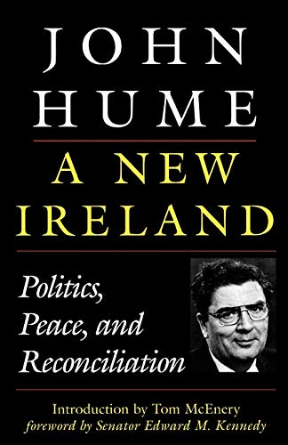 9781568332093: A New Ireland: Politics, Peace, and Reconciliation