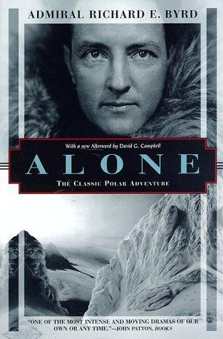 9781568360683: Alone: The Classic Polar Adventure (Kodansha Globe.)