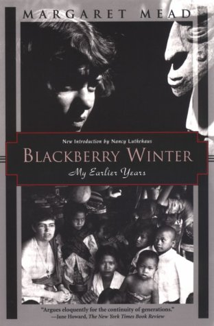 9781568360690: Blackberry Winter: My Earlier Years (Kodansha globe series)