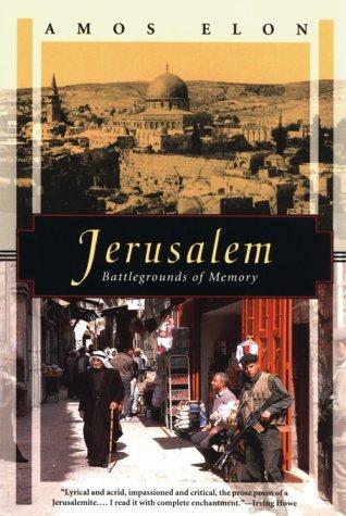 9781568360997: Jerusalem: Battlegrounds of Memory (Kodansha globe series)
