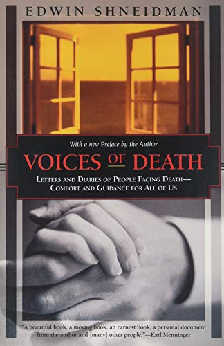 9781568361123: Voices of Death: Letters and Diaries of People Facing Death (Kodansha Globe Series)