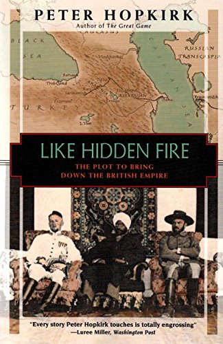 9781568361277: Like Hidden Fire: The Plot to Bring Down the British Empire