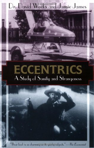 9781568361567: Eccentrics: A Study of Sanity and Strangeness