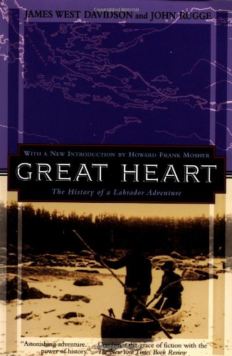 9781568361680: Great Heart: The History of a Labrador Adventure (Kodansha Globe)
