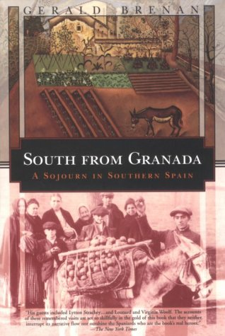 9781568361840: South from Granada: A Sojourn in Southern Spain (Kodansha Globe Series)