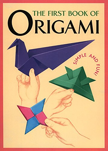 9781568364339: The First Book of Origami