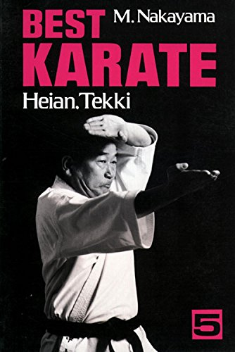 9781568364728: Best Karate, Vol.5: Heian, Tekki