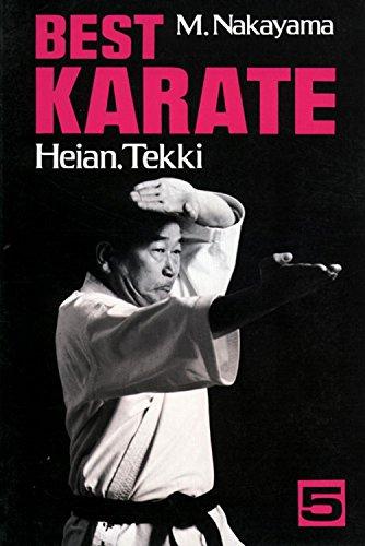 9781568364728: Best Karate, Vol.5: Heian, Tekki (Best Karate Series)