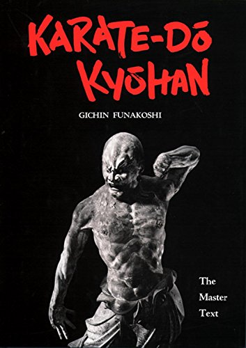 9781568364827: Karate-Do Kyohan: The Master Text
