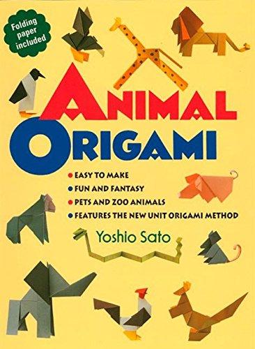 9781568365053: Animal Origami