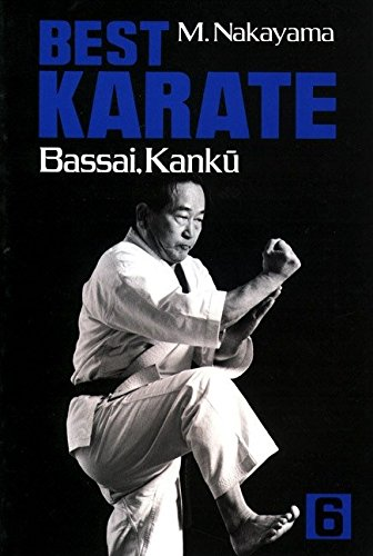 9781568365350: Best Karate, Vol.6: Bassai, Kanku (Best Karate Series)
