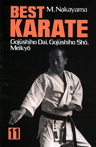 9781568365367: Best Karate, Vol.11: Gojushiho Dai, Gojushiho Sho, Meikyo (Best Karate Series)