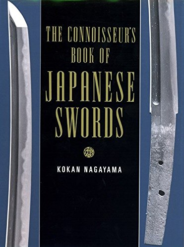 9781568365817: The Connoisseur's Book of Japanese Swords