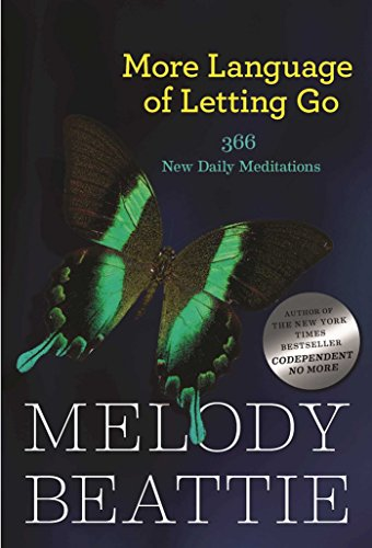 9781568385587: More Language of Letting Go: 366 New Daily Meditations