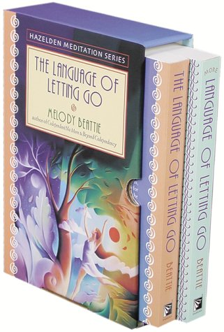 Melody Beattie Boxed Set: The Language of Letting Go/More Language of Letting Go: Melody Beattie
