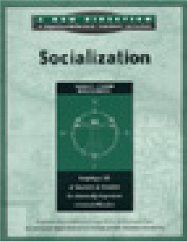 9781568388519: Socialization Workbook: Short Term (New Direction - A Cognitive Behavioral Treatment Curriculum)