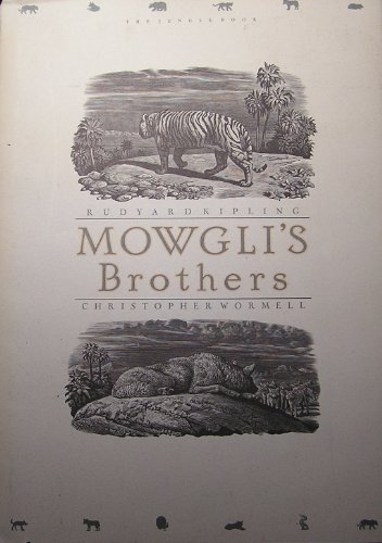 9781568460048: Mowgli's Brothers (Creative Editions)