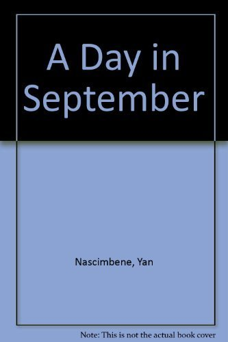 9781568461120: A Day in September