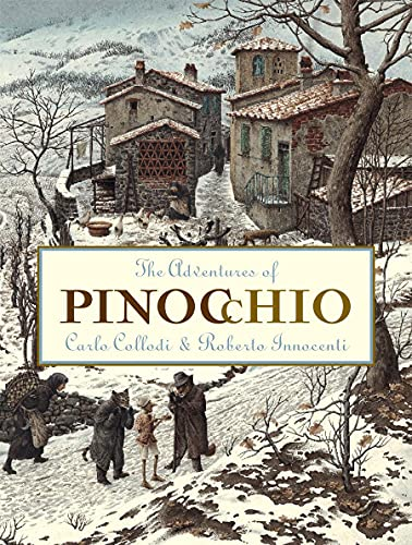 9781568461908: The Adventures of Pinocchio (Creative Editions)