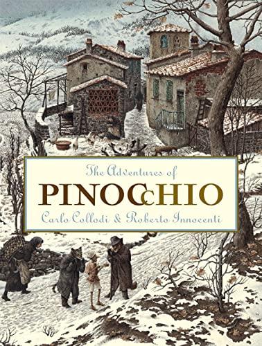 The Adventures of Pinocchio (Creative Editions): Carlo Collodi