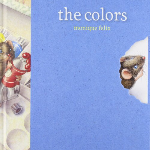 9781568462349: Mouse Book: The Colors (Mouse Books)