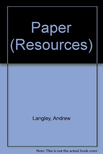 9781568470474: Paper (Resources)