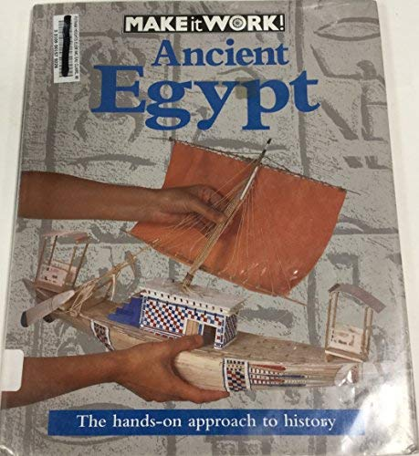9781568471402: Ancient Egypt (Make-It-Work! History)