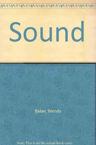 9781568474717: Sound (Make-it-work!)