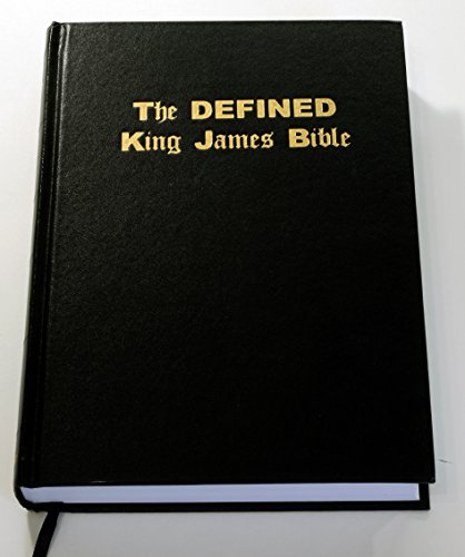 9781568480282: The Defined King James Bible (Uncommon Words Defined) (LARGE PRINT)