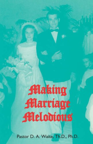 9781568480336: Making Marriage Melodious