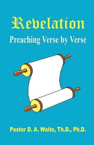 9781568480800: Revelation, Preaching Verse by Verse