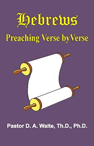 9781568480930: Hebrews
