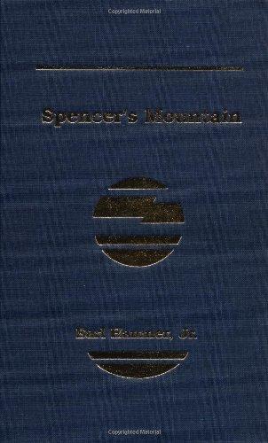 9781568490229: Spencer's Mountain