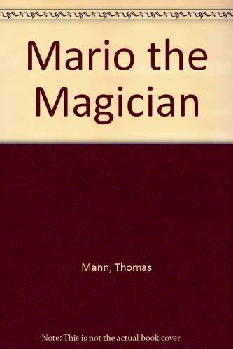 9781568490359: Mario the Magician