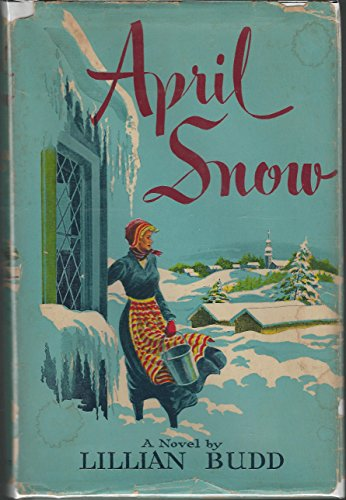 April Snow: Budd, Lillian