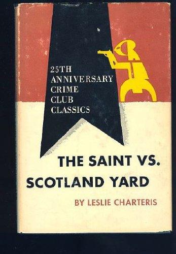 9781568491325: The Saint Vs. Scotland Yard