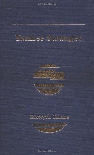 9781568492292: Yankee Stranger