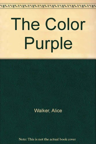 a comparison of alice walkers everyday use and the color purple Everyday use alice walker the flowers alice walker the color purple (letter 2 of 90) alice walker the color purple by alice walker (letters 1-10) 1982.