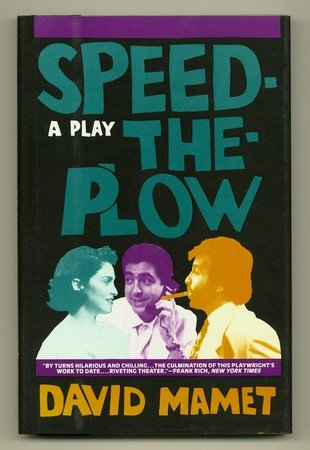 9781568496306: Speed-The-Plow