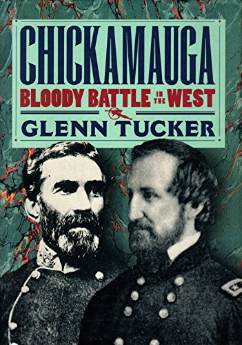 9781568520049: Chickagmauga: Bloody Battle In the West