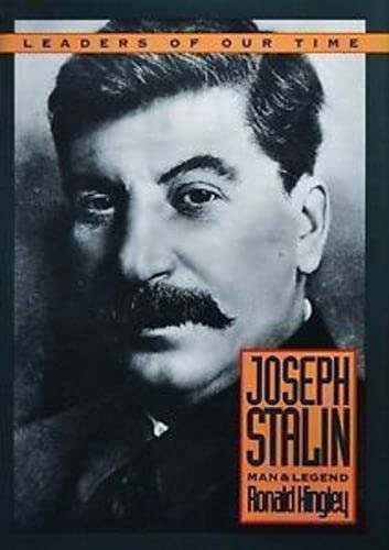 9781568520056: Joseph Stalin Man and Legend (Leaders of Our Time)