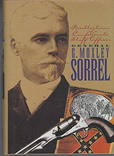 9781568520292: Recollections of a Confederate Staff Officer