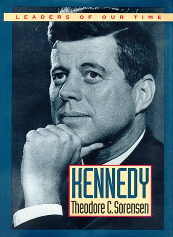 9781568520353: Leaders of Our Time: Kennedy