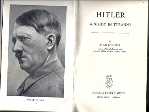 9781568520360: Hitler: A Study in Tyranny