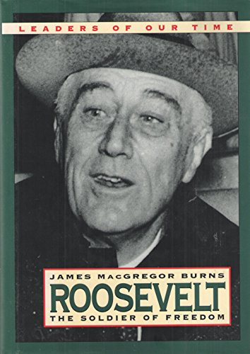 9781568520919: Roosevelt: Soldier of Freedom