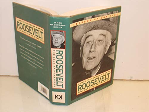9781568520919: Roosevelt: The Soldier of Freedom (1940-1945)