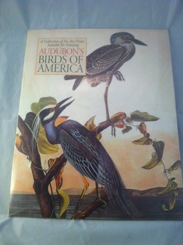 9781568521459: Audubon's Birds of America [Paperback] by