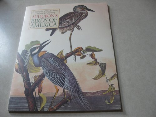 9781568521459: Audubon's Birds of America
