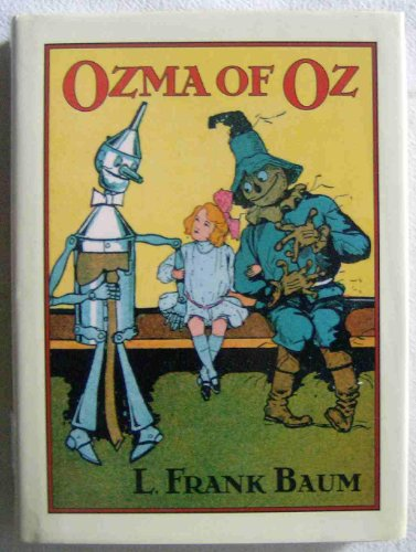Ozma of Oz: L. Frank Baum